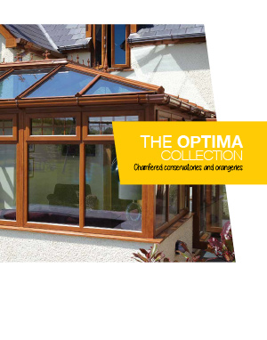 Chamfered Conservatories & Orangeries
